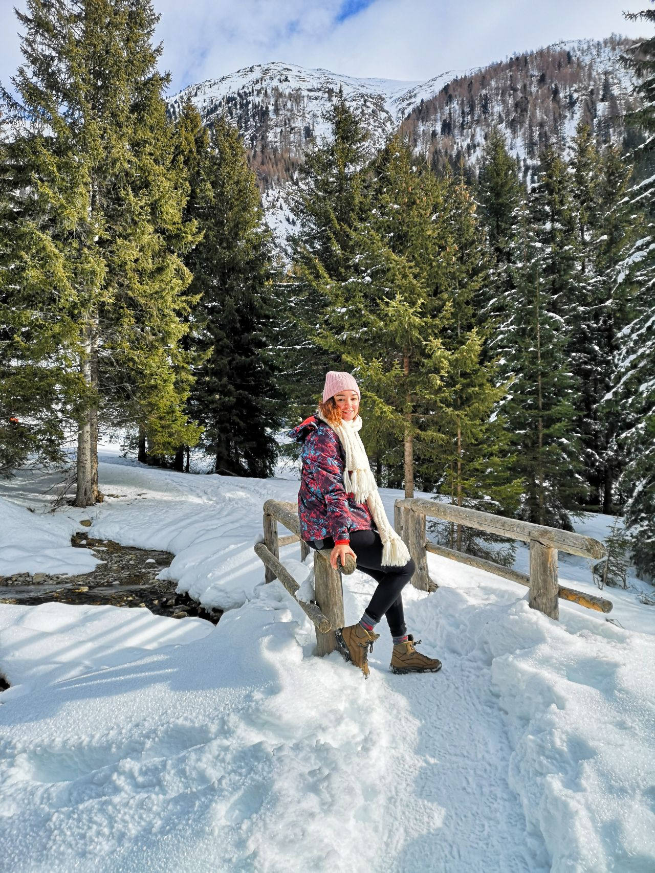 Zuid Tirol Italie Wintersport25