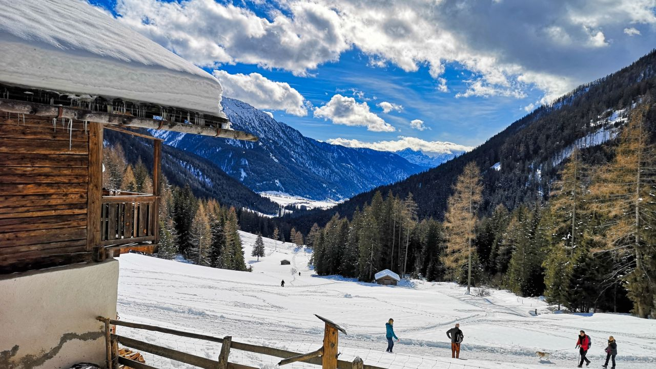 Zuid Tirol Italie Wintersport33