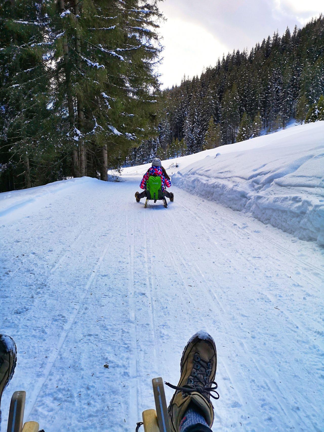 Zuid Tirol Italie Wintersport35