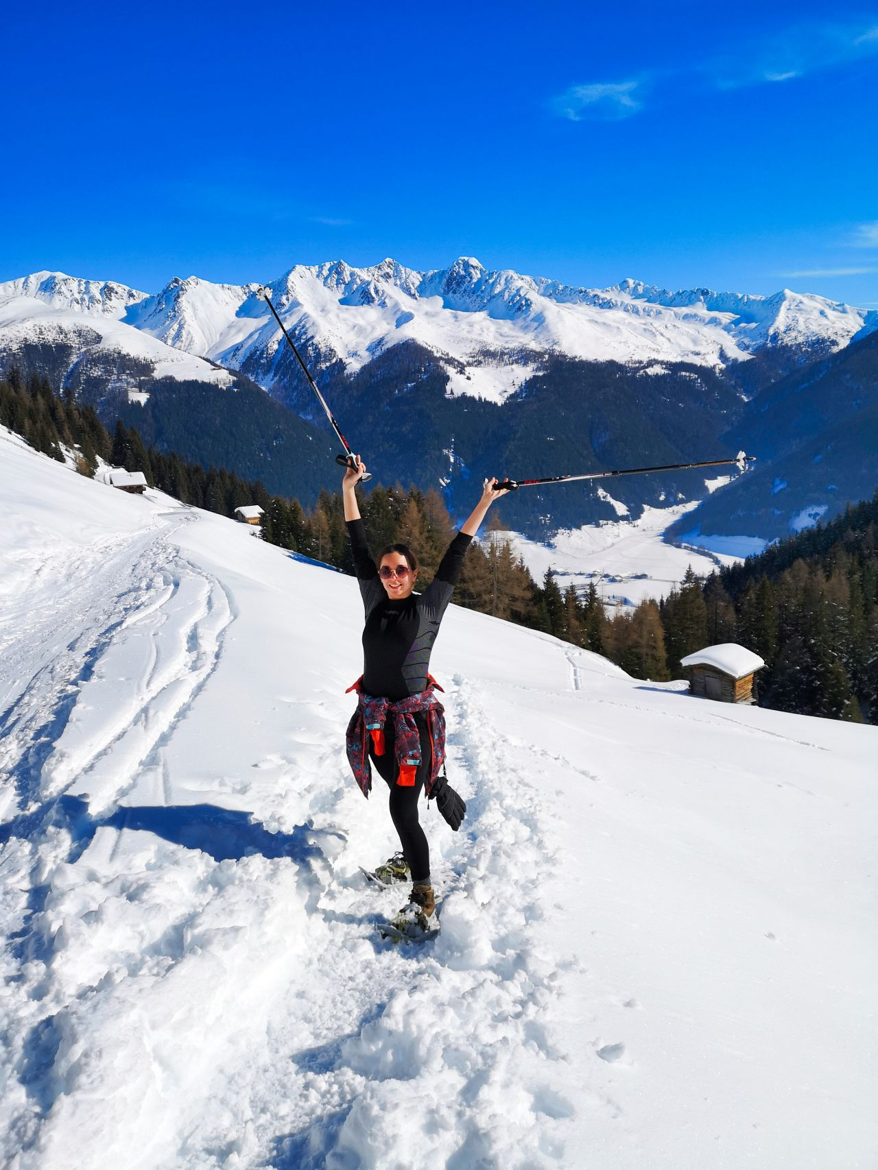Zuid Tirol Italie Wintersport41