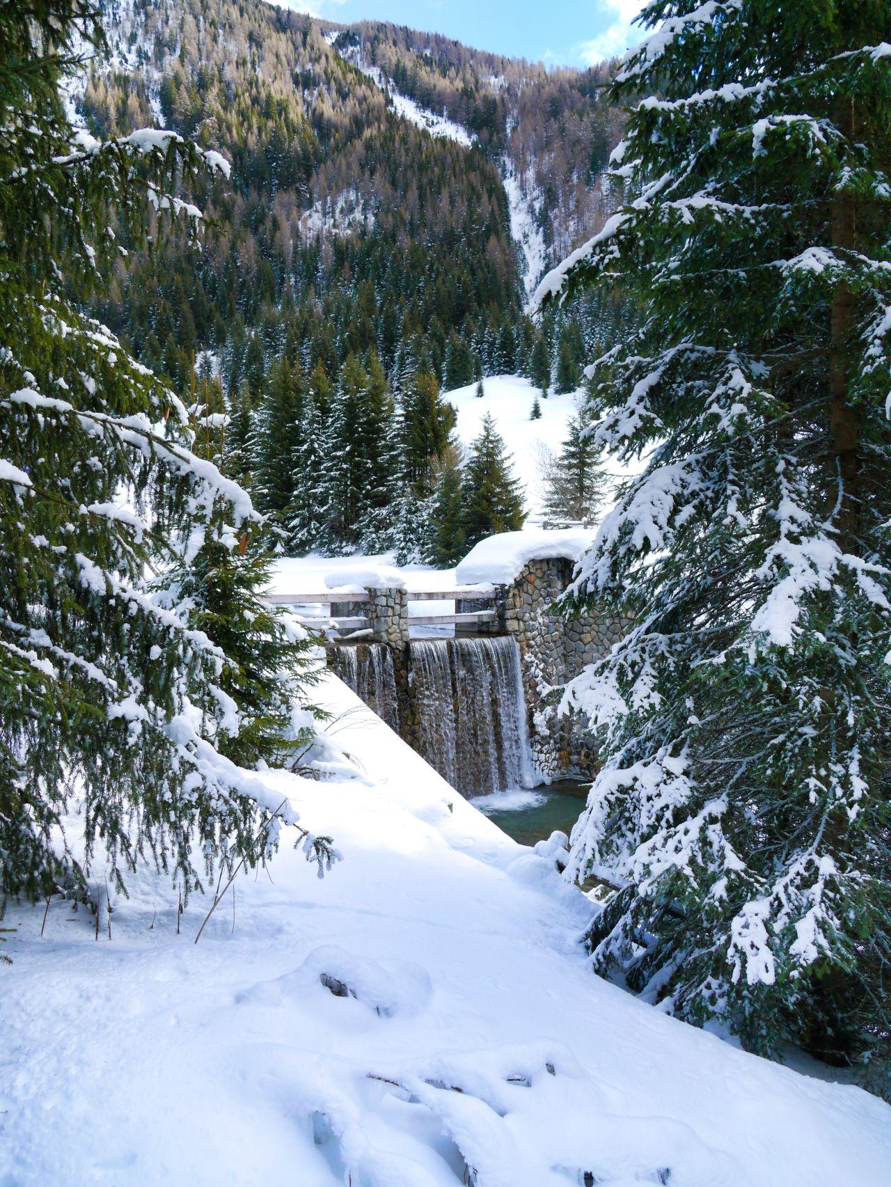 Zuid Tirol Italie Wintersport51