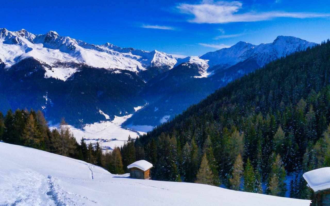 Zuid Tirol Italie Wintersport59