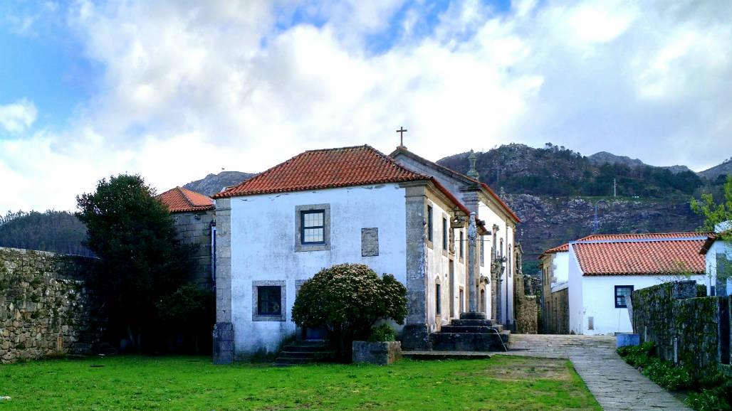 historical town Cerveira