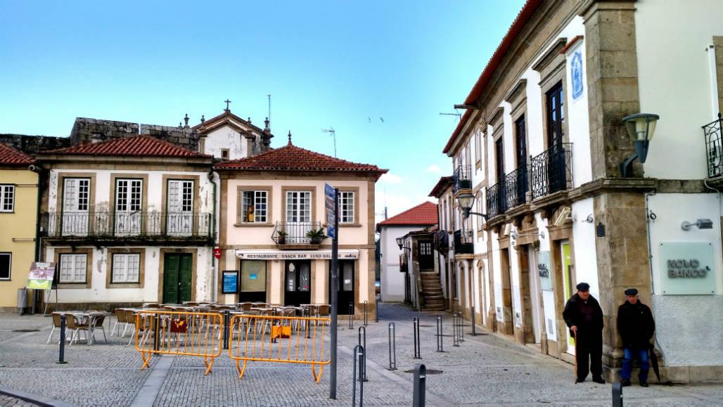 Cerveira old town