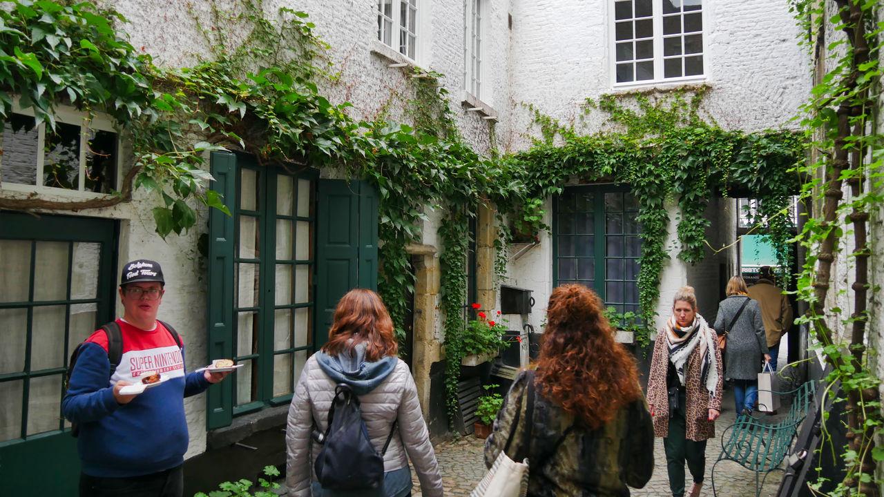Antwerpen Belgium Foodtour