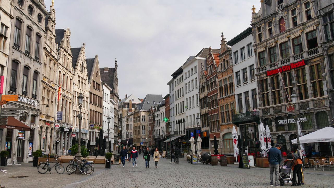 Antwerpen Grote Markt2