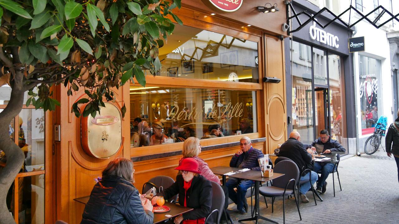 Antwerpen Wafels Desire de Lille