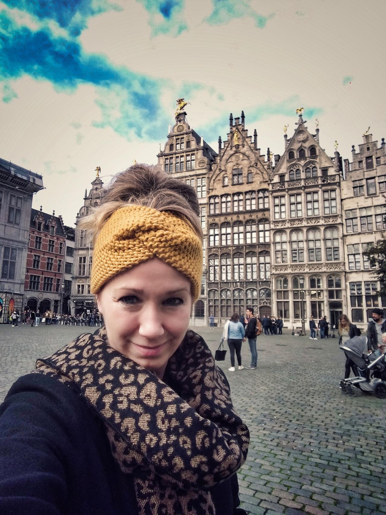 Antwerpen stedentrip Graanmarkt