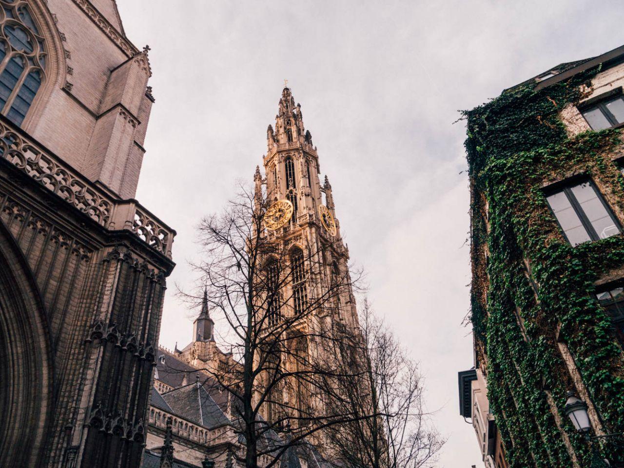 Kerk Onze Lieve Vrouw Kathedraal Antwerpen 3