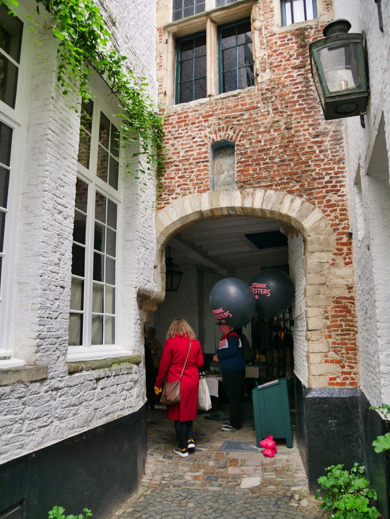 Restaurant Anthony van Dyck Antwerpen