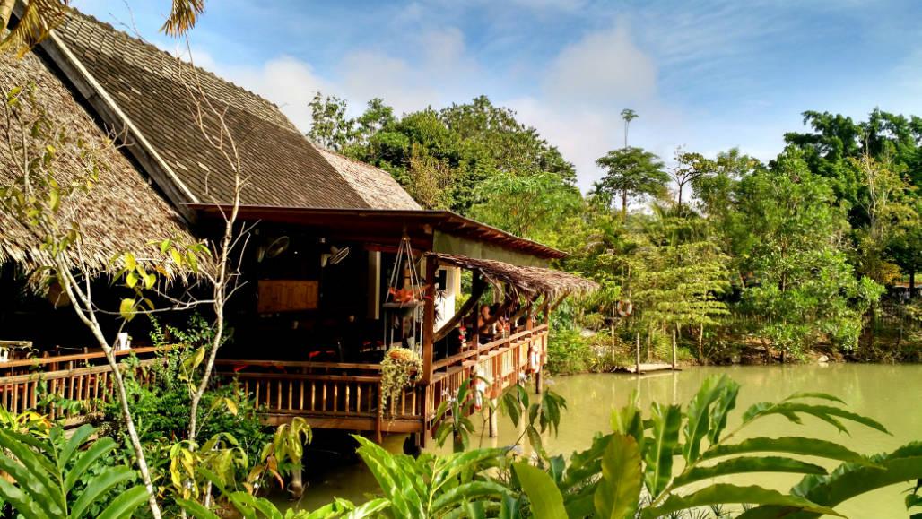 resort BanSainai Ao Nang Krabi