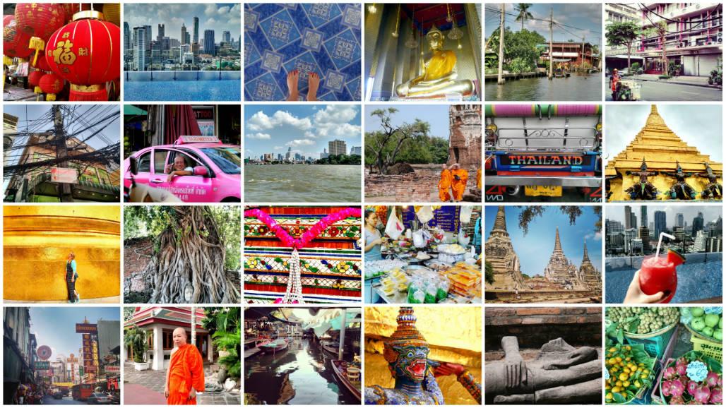 Bangkokcollage