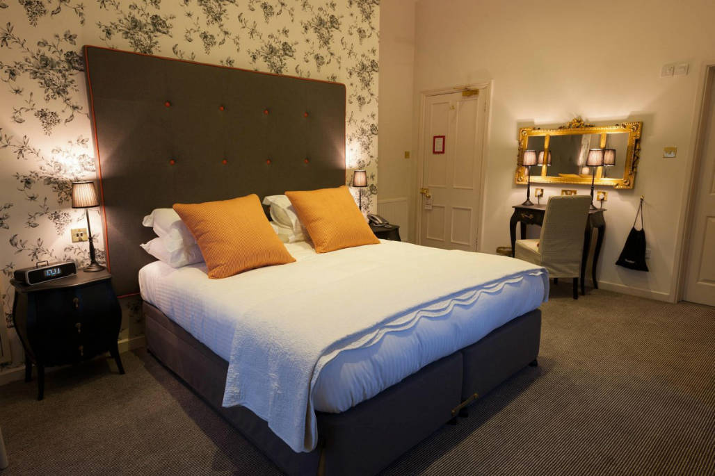 villa magdala Bath Engeland hotel