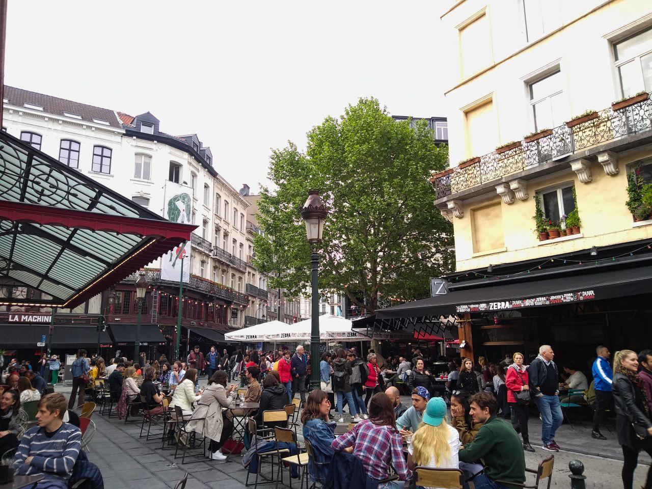 Brussel Gezellige Wijk5