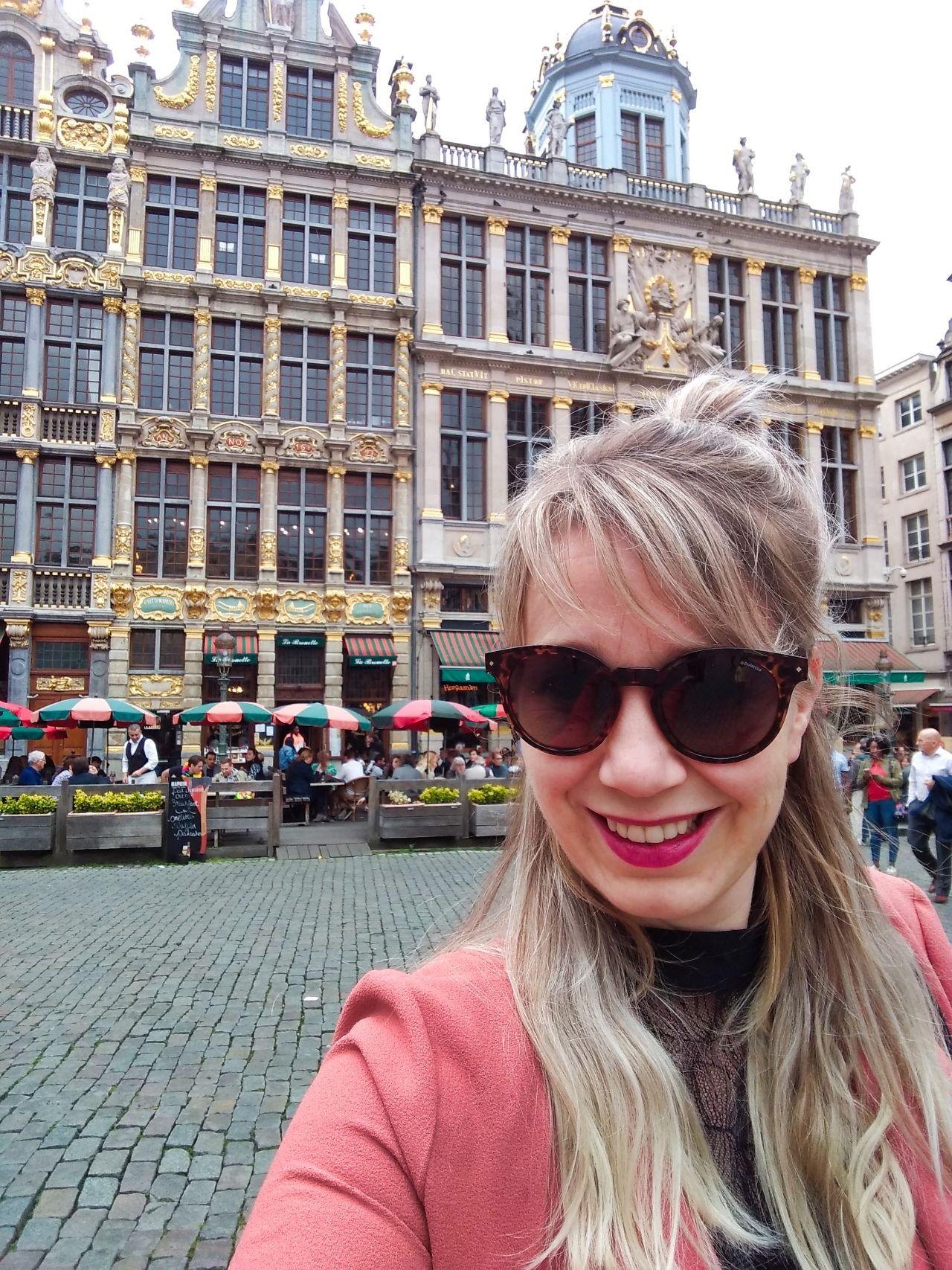 Brussel Grote Markt1