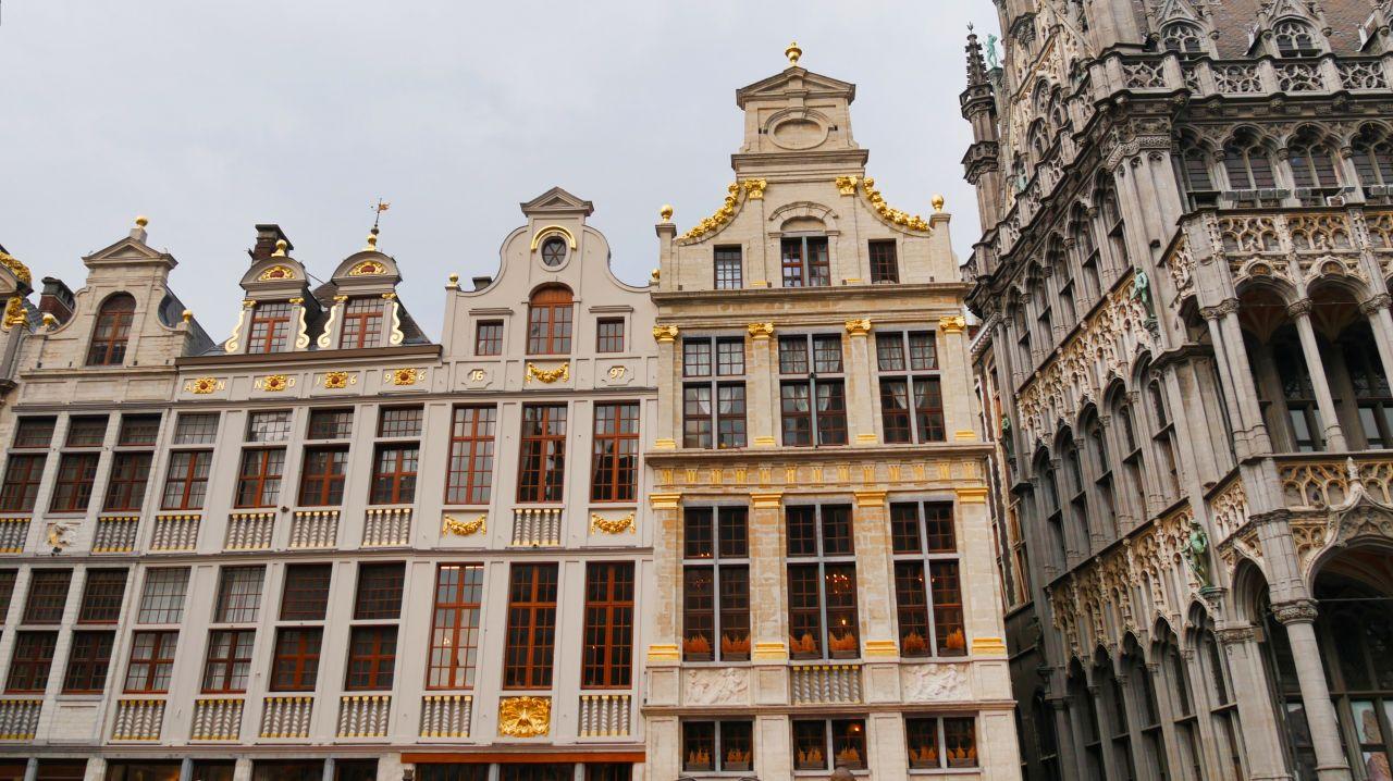 Brussel Grote Markt11