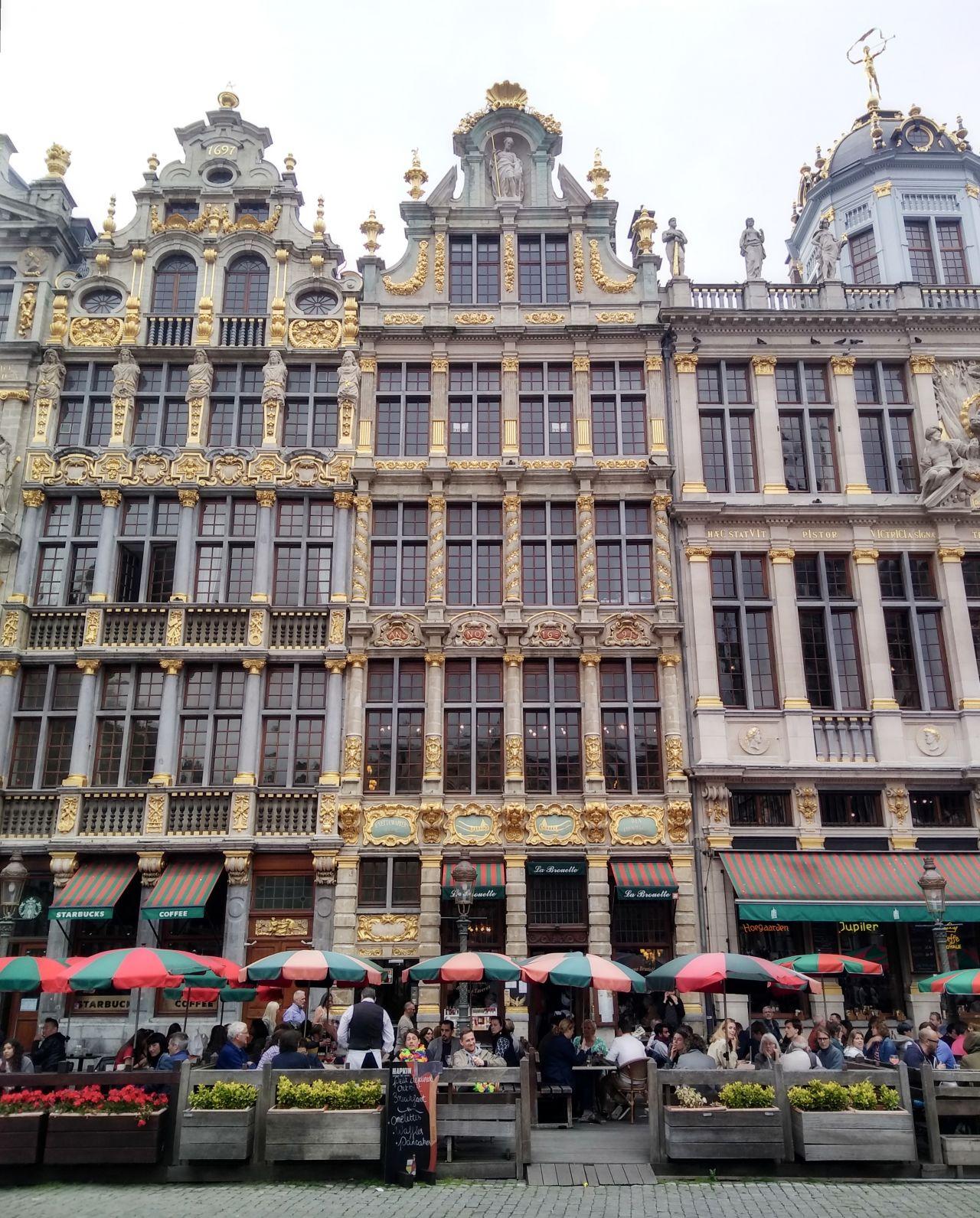 Brussel Grote Markt5