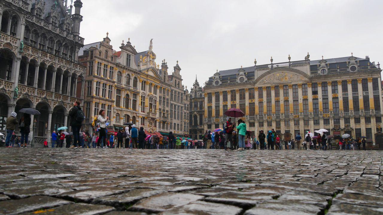 Brussel Grote Markt6