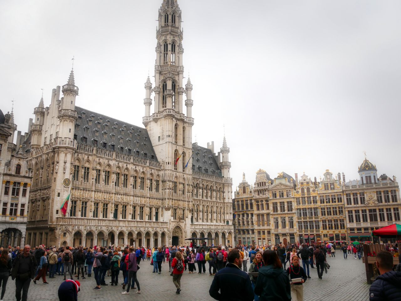 Brussel Grote Markt8