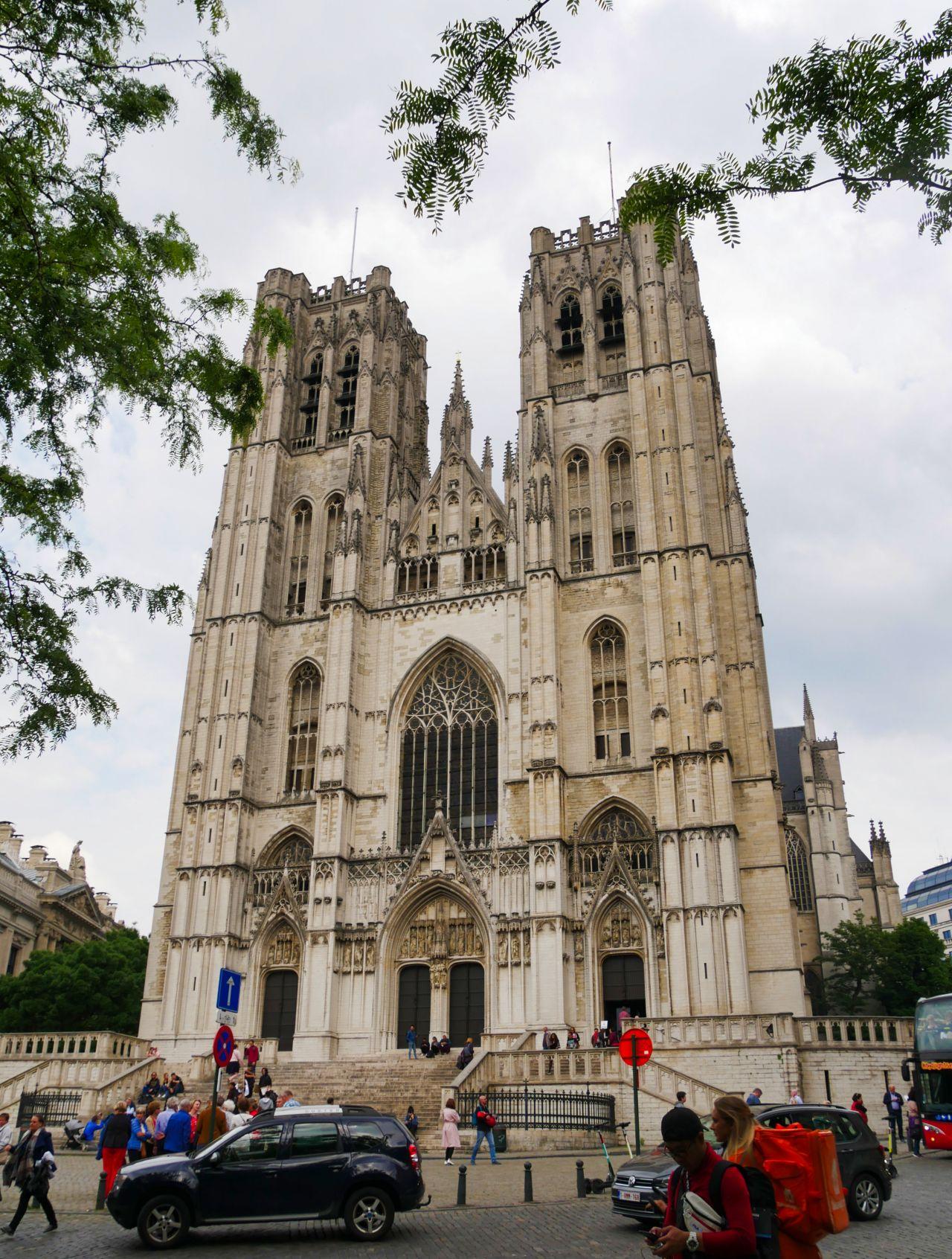 Brussel kerk