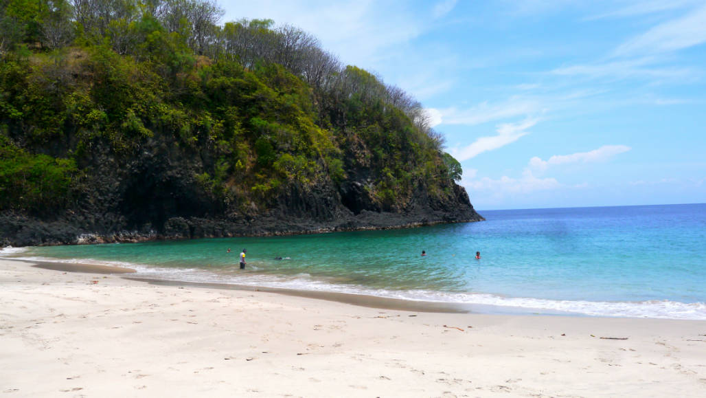 White Sandy Beach Bali
