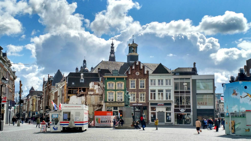Den Bosch markt