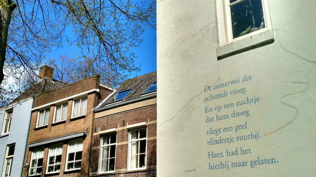 Den Bosch stedentrip gedichten