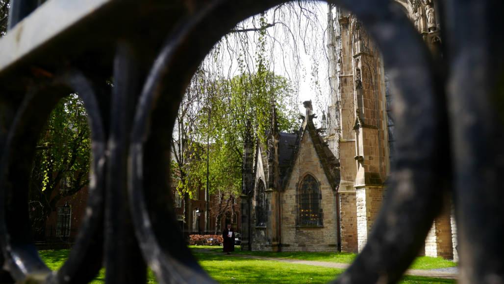 Den Bosch tuin kathedraal Sint Jan