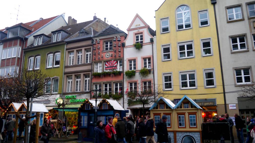 Dusseldorf altstadt flirten