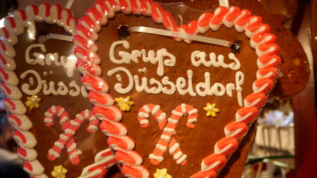 Gruss aus Dusseldorf