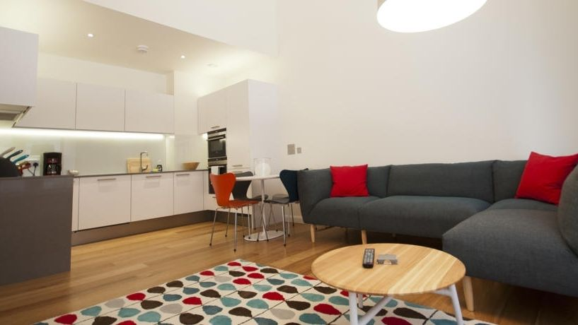 residence thistle appartementen luxe in het centrum Edinburgh