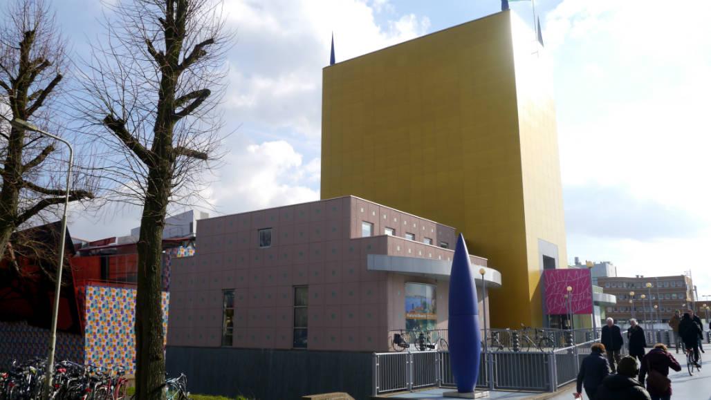 Groningen museum kunst