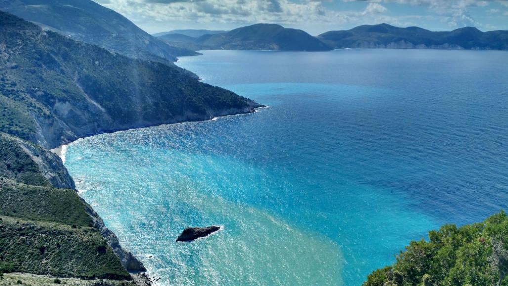 Grieks eiland Kefalonia