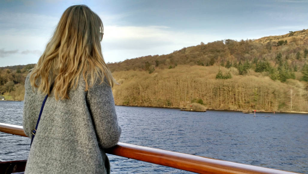 Lake Windermere boat trip