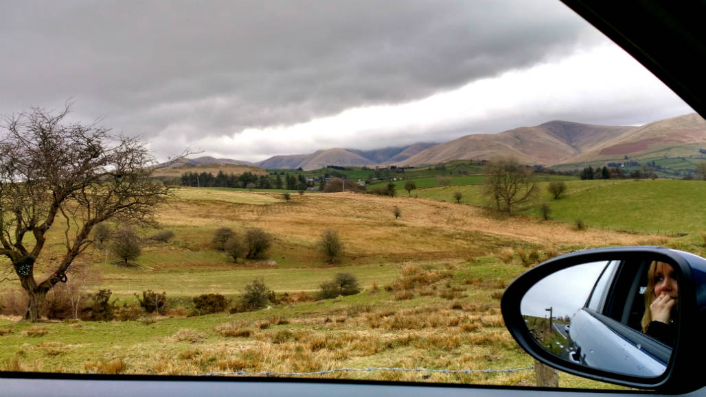 roadtrip Lake District England
