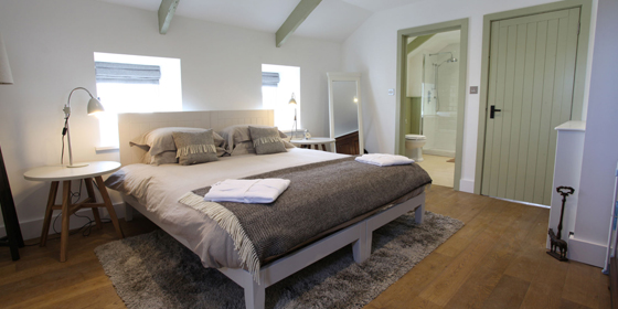 Saddle en Stable rooms appartementen Land's End