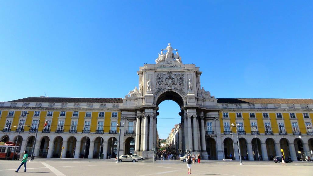 Paleis plein Lissabon