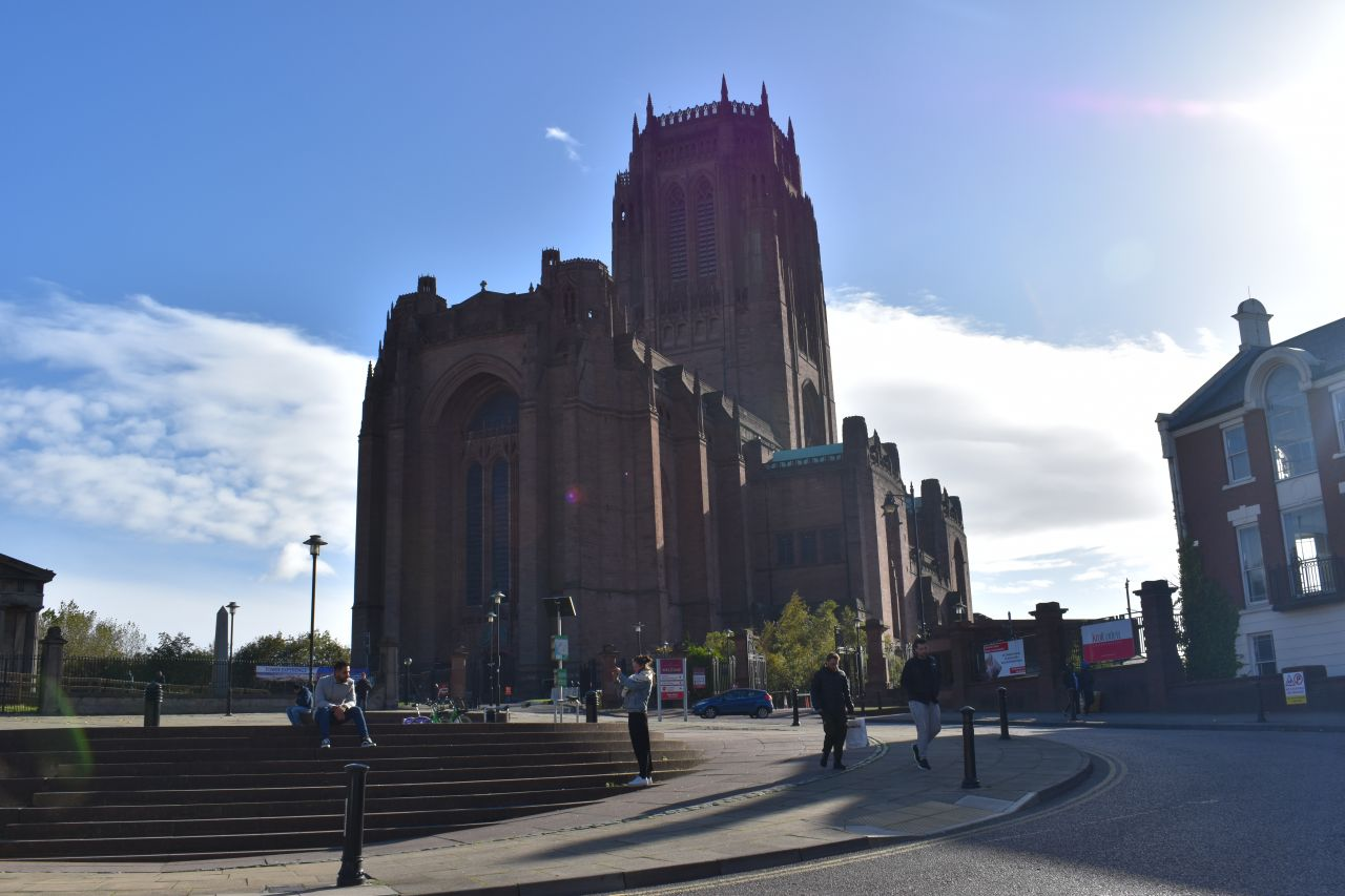 Foto Liverpool Cathedral 1
