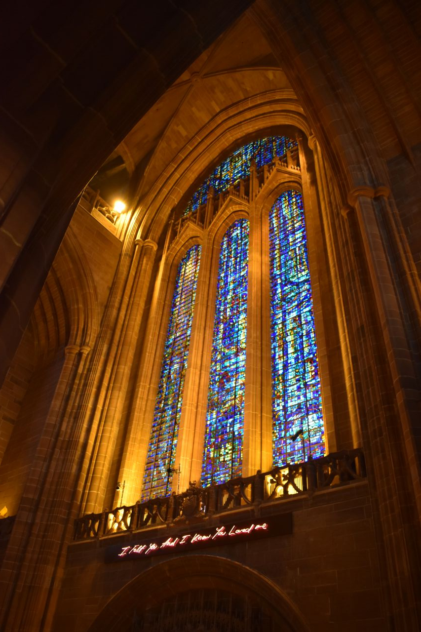 Foto Liverpool Cathedral 2