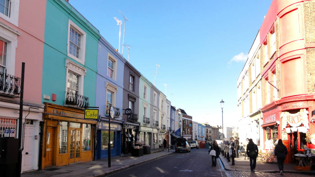 Nottinghill Londen