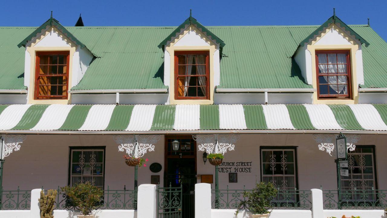 Montagu Tuin Route historische huizen