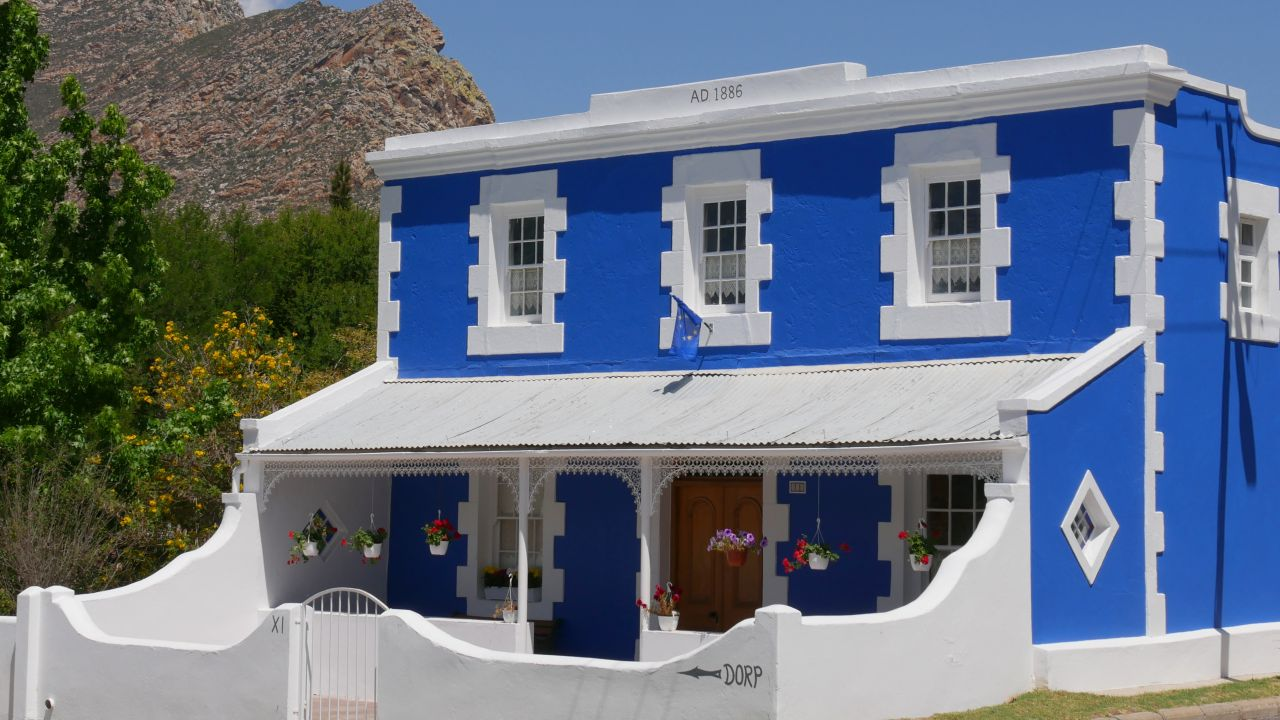 Montagu historische huizen