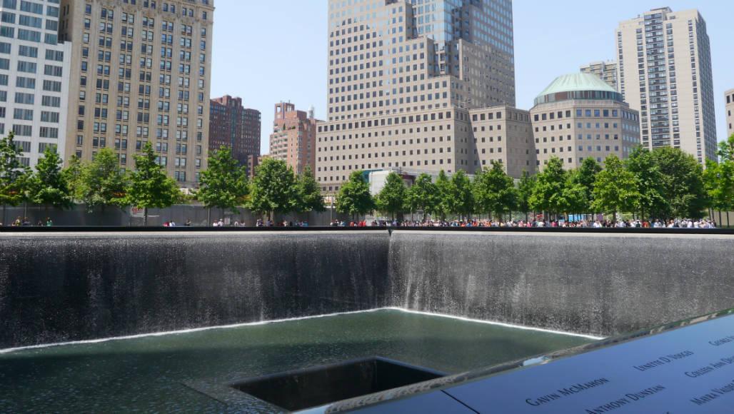 WTC Memorial New York