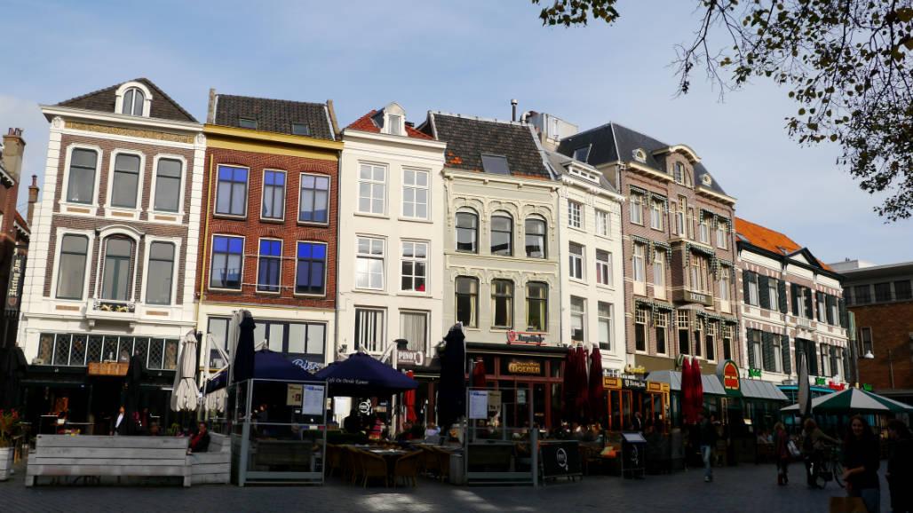 Grote Markt Nijmegen stedentrip