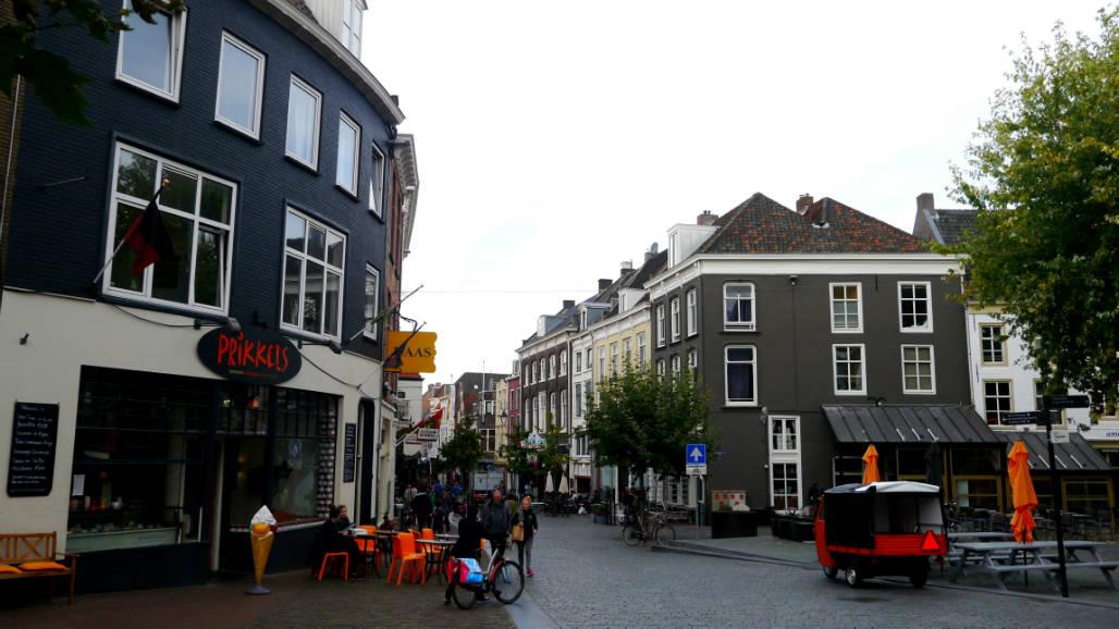 Lange Hezelstraat Nijmegen winkelen