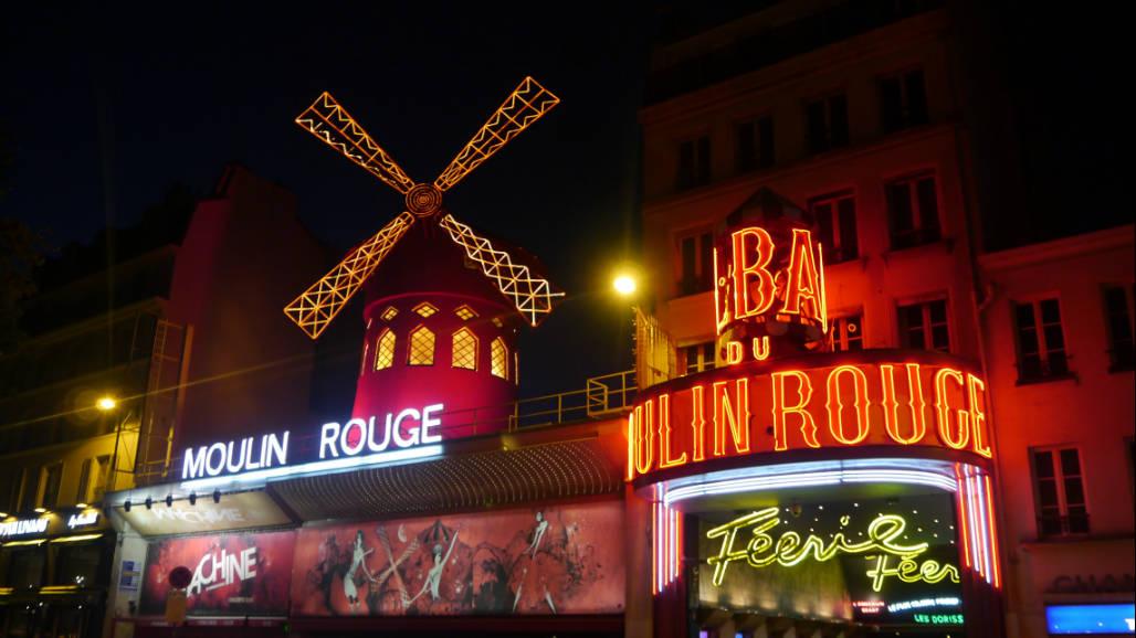 Moulin Rouge Parijs