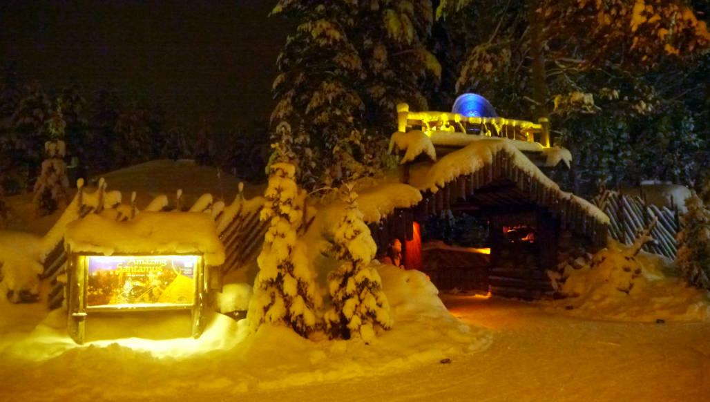 Santamus Rovaniemi