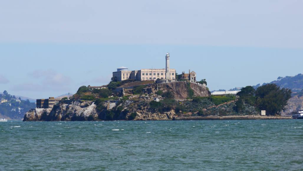 Alcatraz bezienswaardigheid