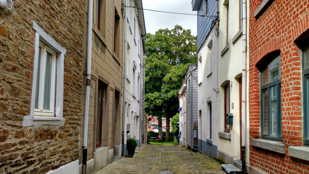 Ardennen Spa streetview