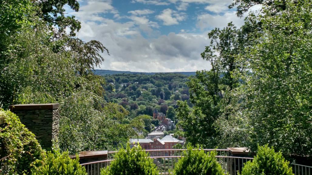 Ardennen Spa uitzicht1